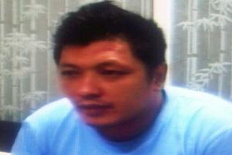 Terpidana mati pemilik 1,4 juta ekstasi Freddy Budiman.