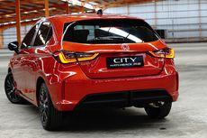 Target Honda City Hatchback Lebih Laris daripada  Jazz