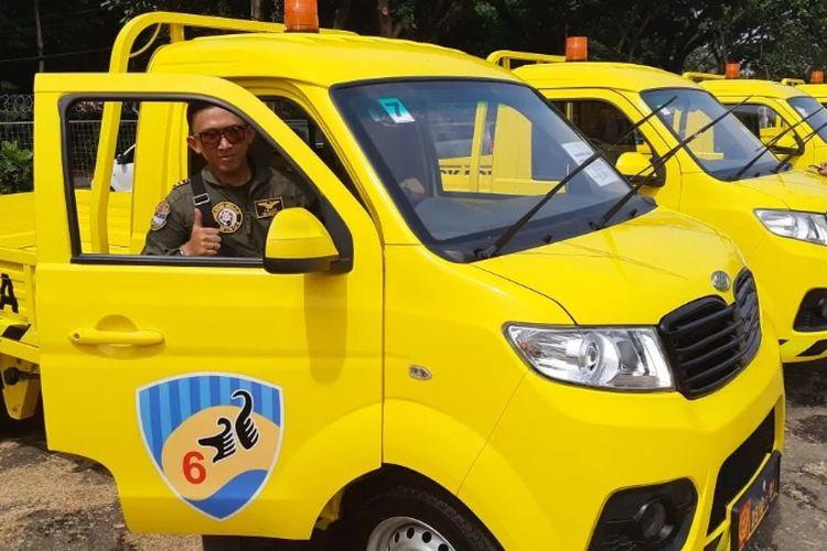 Esemka Bima jadi mobil operasional TNI AU