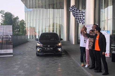 Ekspedisi Kompas.com Merapah Trans Sumatera 2019 Dimulai