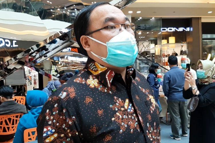 Kepala Dinas Kesehatan Kota Semarang Abdul Hakam