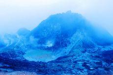 Pendaki Tewas di Puncak Gunung Sibayak