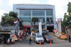 Mitsubishi Perkuat Diri di Bandung