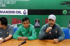 Telan Kekalahan 0-3 dari PSS U-17,  Pelatih Timnas U-16 Tetap Bangga