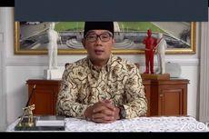Di Hadapan Wapres, Ridwan Kamil Mengaku Sedih Saat Larang Warga Jabar Mudik Lebaran 2021