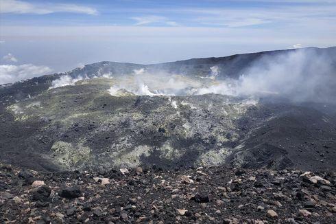 Gunung Slamet Waspada, 80 Pendaki yang Sempat Naik Kembali ke Basecamp