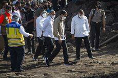 Jokowi ke Korban Bencana NTT: Hati-hati Protokol Kesehatan, Semua Pakai Masker