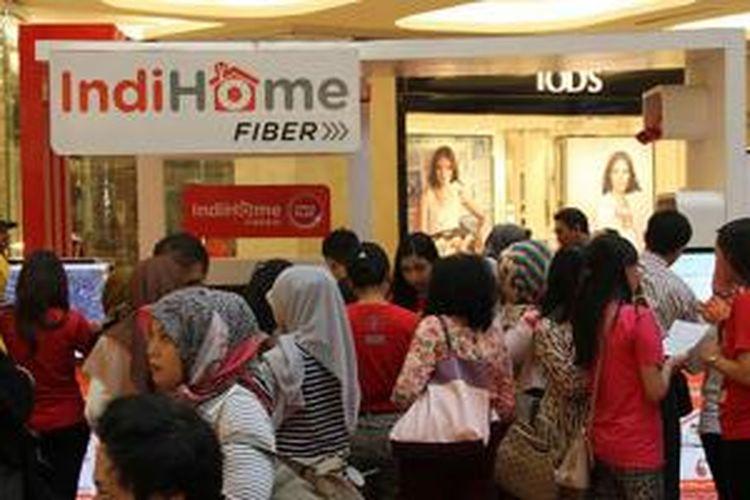 Indihome solusi layanan digital home berbasis internet on fiber