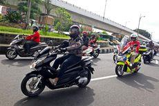 Cegah Virus Corona, Lakukan Ini Usai Berkendara Sepeda Motor