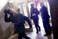 Ada Insiden, Aparat Tutup Sementara Gedung Capitol dan Evakuasi Peserta Gladi Bersih Pelantikan Biden