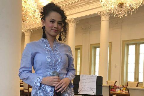 Wizzy Bangga Hibur Presiden Jokowi dan Tamu Negara di Istana Bogor