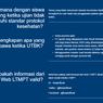 Perhatikan, Protokol dan Alur Pelaksanaan UTBK 2020