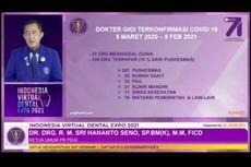Menkes Dorong Pemanfaatan Teknologi untuk Layanan Dokter Gigi Saat Pandemi Covid-19