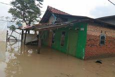 Banjir Masih Rendam 11 Kecamatan di Karawang, 3.500 KK Mengungsi