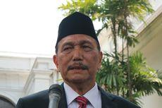 Profil Luhut Binsar Pandjaitan, Menteri Koordinator Bidang Kemaritiman dan Investasi