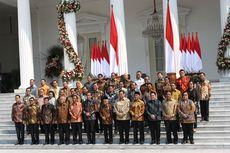 [POPULER NASIONAL] Susunan Kabinet Indonesia Maju Setelah