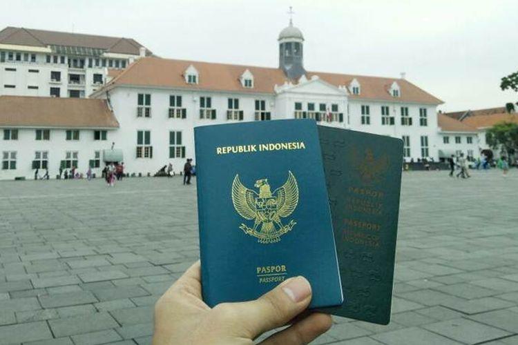 Bukan hanya orang dewasa, paspor juga dibutuhkan untuk anak-anak sebagai identitas mereka ketika melakukan perjalanan ke luar negeri.