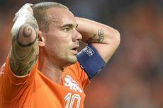 Sneijder Tak Terlalu Pikirkan Rekor untuk Timnas Belanda