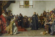 Reformasi Protestan, Pecahnya Agama Kristen Menjadi Beberapa Aliran