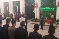 Ridwan Kamil Lantik Ade Sugianto Jadi Bupati Tasikmalaya