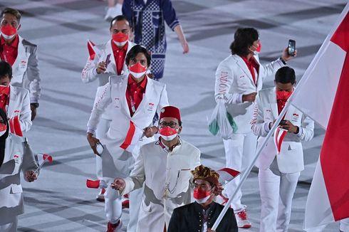 Soal Peringkat Indonesia di Olimpiade Tokyo, Ini Kata Menpora dan KOI