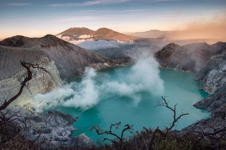 Kawah Ijen, Banyuwangi, Jawa Timur DOK. Shutterstock/Mumemories