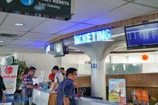 Tiket KA Bandara Soekarno-Hatta Tidak Bisa Dibeli Pakai Uang Tunai