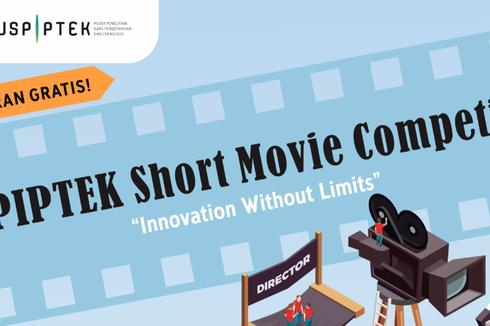 Kompetisi Film Pendek Puspiptek, Total Rp 20 Juta bagi Pelajar dan Mahasiswa