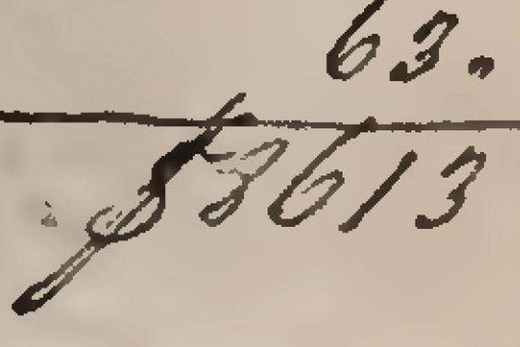 Asal-muasal simbol dollar dari ketidaksengajaan tulisan tangan Oliver Pollock