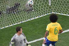 Marcelo Cetak Rekor, Brasil Tertinggal