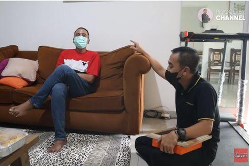 Kabar Gugun Gondrong Setelah Sembuh dari Tumor Otak dan Nostalgia Bersama Rico Ceper