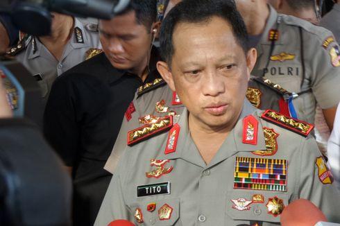 Kapolri Sebut Orangtua Penghina Jokowi Anggota Ormas yang Akan Dibubarkan