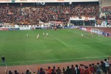 Persija Vs Borneo FC, Gol Bambang Pamungkas Menangkan Macan Kemayoran
