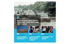 [POPULER TREN] Banjir Jakarta, Masa Lalu hingga Kini | Titik Lokasi Tes SKD CPNS