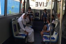 BRT Tangerang Terintegrasi dengan Koridor 13 Transjakarta Tahun Ini