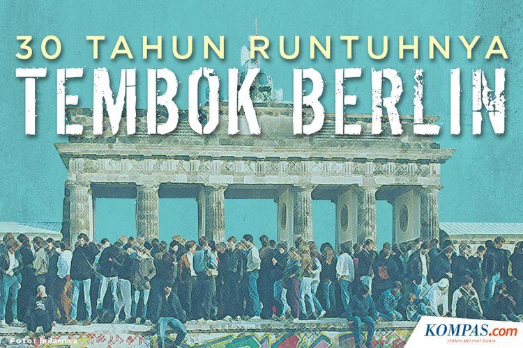 30 Tahun Runtuhnya Tembok Berlin