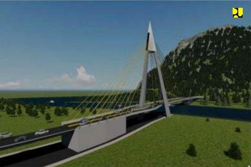 Jembatan Tano Ponggol Bakal Dibangun dengan Konsep Adat Batak