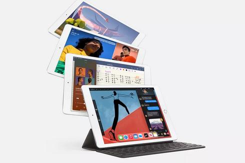 Apple Umumkan iPad 8, Desain Sama tapi Lebih Bertenaga