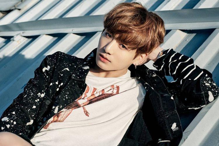 Member termuda BTS, Jungkook