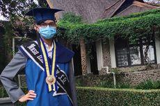 Kisah Izzan, Wisudawan Termuda ITB yang Lulus di Usia 18 Tahun