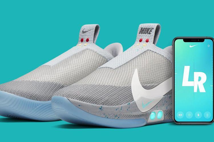 Adapt Bb Ambil Inspirasi Generasi Lawas Auto Lacing Nike Mag
