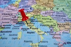 152 Terinfeksi, 3 Meninggal, Ini Peta Penularan Virus Corona di Italia Utara