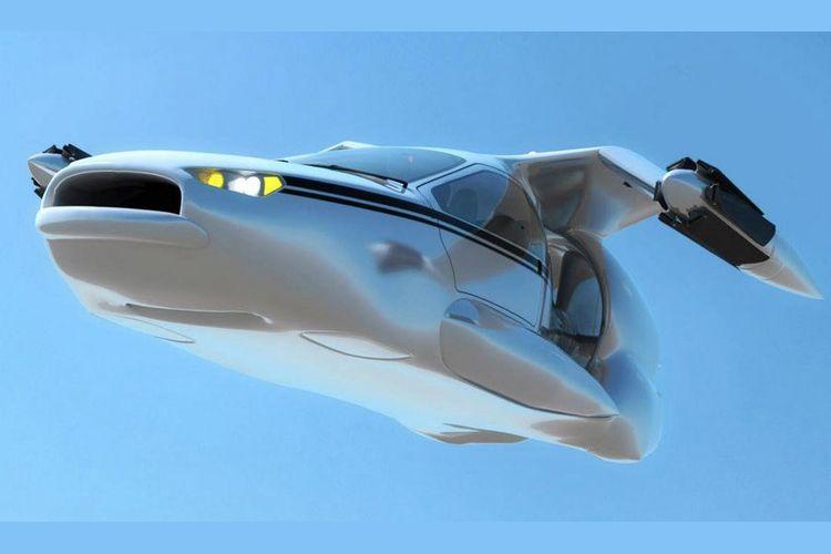 Salah satu prototipe Terrafugia. Perusahaan mobil terbang asal Amerika Serikat ini dikabarkan siap diakuisisi Geely.
