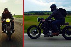 Ternyata Minyak Babi Bisa buat Bahan Bakar Sepeda Motor