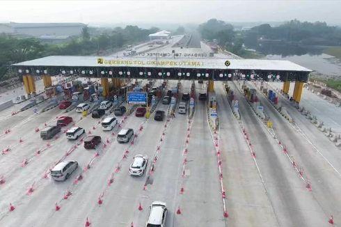 Hingga H-2 Lebaran, 430 Ribu Mobil Tinggalkan Jakarta Lewat Cikampek