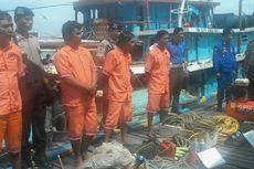 Koarmabar Sergap Kapal Nelayan China di Perairan Natuna