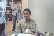 Sandiaga Uno: 20 Persen Penduduk Jakarta Orang Jahat, 80 Persen Orang Baik