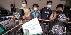 Muliakan Anak Yatim di Depok, Dompet Dhuafa Ajak Mereka Belanja Kebutuhan Pokok