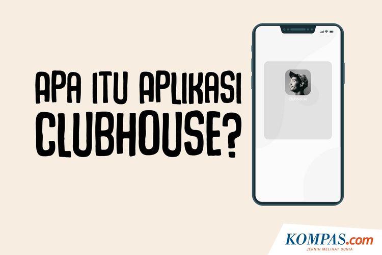 Apa itu aplikasi Clubhouse?