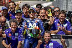 Bukan Anak Emas, Petronas Yamaha Larang Rossi Bawa Tim Mekanik